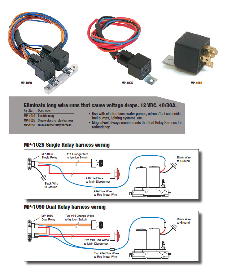 wiring kit magnafuel K&R Wiring Diagram Mps Wiring Diagram #18